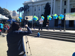 Walk for Brain Injury Sacramento, Noe Cruz 2014
